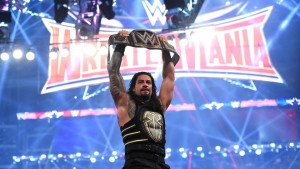 Your new WWE World Heavyweight Champion... whether you like it or not... Roman Reigns!